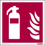 Brandbestrijdingstekens