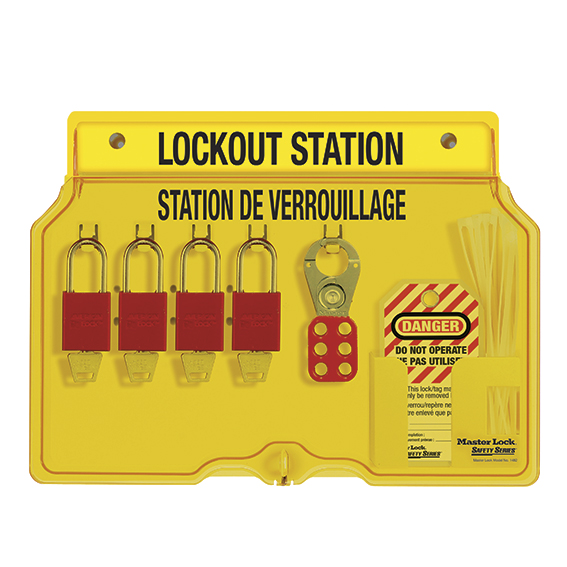 Stations - Opslag